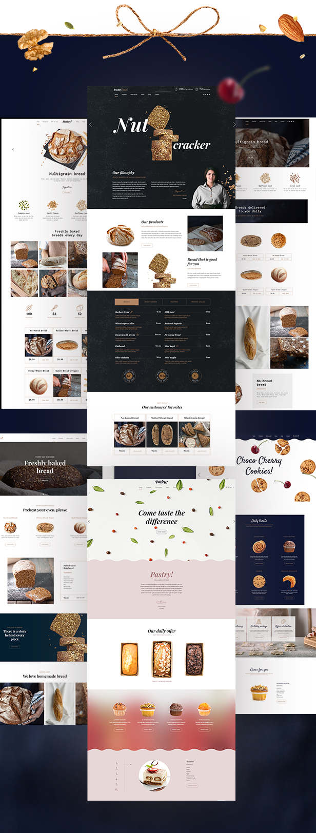 Pastry Love - Bakery & Cake Shop - 3